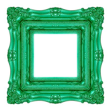frame isolated on white background.