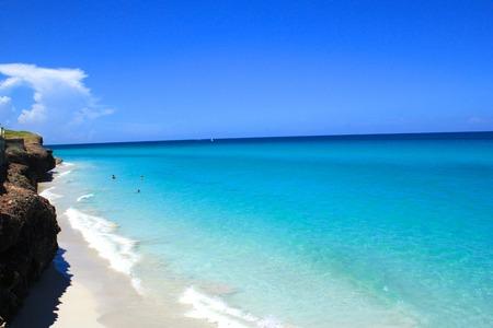 Varadero Beach in Varadero Cuba