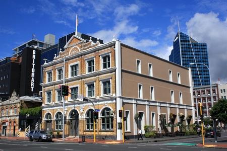Auckland (New Zealand) Editorial