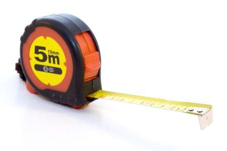 Tape-measure photo