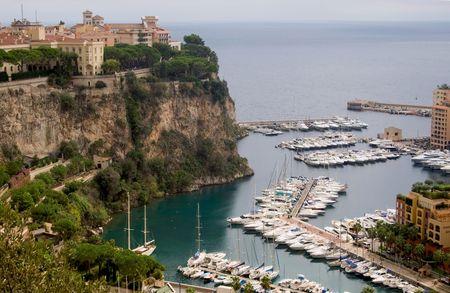 Monaco view photo