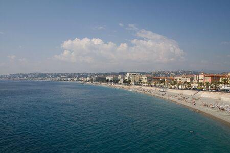 vacance: Nice beach