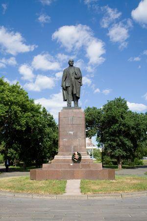 lenin: Lenin monument, Omsk