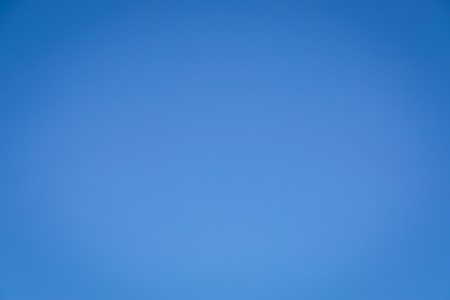 no cloud: Clear blue sky only no cloud and sunshine background vignetting.