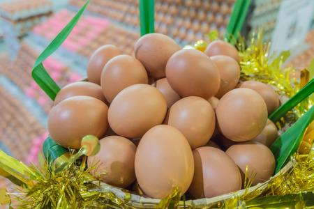 chicken and egg: Egg, Chicken Egg Stock Photo