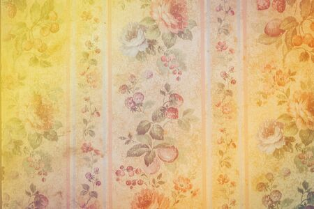 retro grunge: old Grunge Small Stripe wall paper Background with space or text or image,in pastel color.