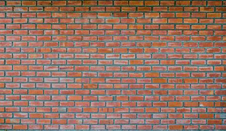 paredes de ladrillos: Antecedentes de edad concret y la pared de ladrillo rojo de la vendimia