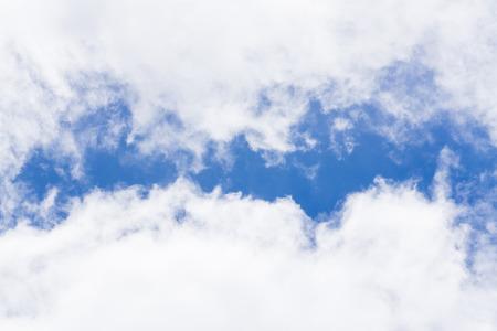white clouds: white clouds blue sky
