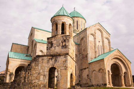 Cathedral of the Dormition, or Kutaisi Cathedral, more commonly known as Bagrati Cathedral