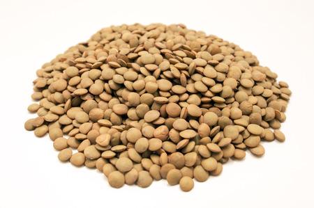 lentils: Lentejas Foto de archivo