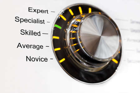 switch: concept of skill level in the form of a ring switch