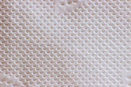 Napkin paper texture as a white background Stock Photo