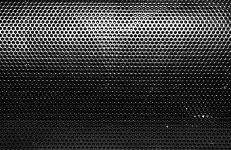 Speaker grille texture with a reflection spot high quality