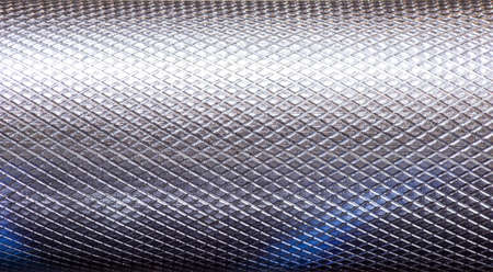 distorted image: abstract metal grid background