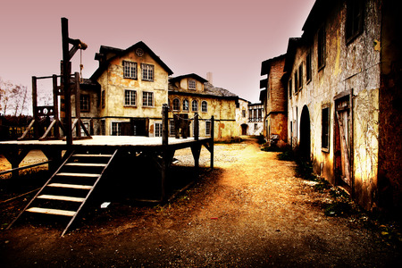 ghost town photo