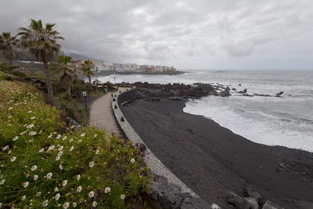 Coast of Los Gigantes, Tenerife
