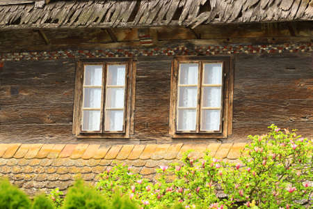 rustic: Rustic windows