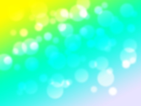 Soft sweet blurred pastel color background with bokeh. Abstract gradient desktop wallpaper. Stock Photo