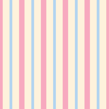 Seamless pattern stripe pink and blue pastel colors. Vertical pattern stripe abstract background vector illustration 向量圖像