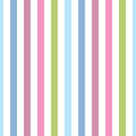 Seamless pattern pink, green, purple and blue pastel colors. Vertical pattern stripe abstract background vector illustration