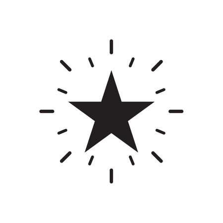 Excellent quality star icon vector for graphic design, logo, web site, social media, mobile app, ui illustration