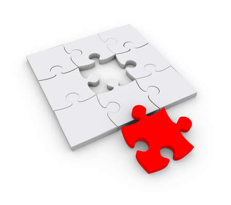 exception: 3d solved puzzle