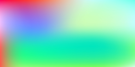 Pastel mesh modern background. Smooth foil blurred futuristic template. Bright hipster style backdrop. Softly delimited segments, sectors for info. Blank spectrum gradient printed products, covers 矢量图像