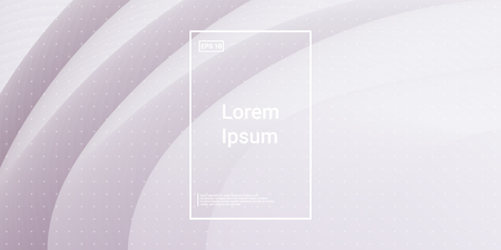 Wave Cosmetic background. Creative layout flow shapes. Minimal Geometric gradient layout wallpaper. Cosmetic Minimal Dynamic wavy elements. Template Cover Poster Fashion Skin Vector illustration EPS10 向量圖像