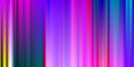 Iridescent, Minimal, Blurred Background.  Iridescent, Blurred Gradient Mesh.  Futuristic Fluid, Hipster Backdrop. For Web Applications, Mobile illustration, Template Design. Imagens - 132150823