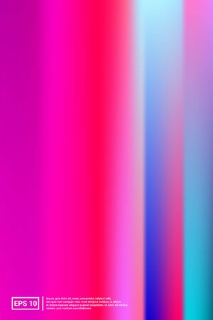 Iridescent, Blurred Gradient Mesh.  Multicolor Screen Iridescent, Minimal, Blurred Background.  Multicolor, Mesh, Modern Backdrop. For Web Applications, Mobiles, Screen Template. Imagens - 132150887