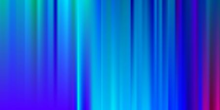 Iridescent, Minimal, Blurred Background.  Iridescent, Blurred Gradient Mesh.  Technology Iridescent, Trend Design. For Web Applications, Mobile illustration, Template Design. Imagens - 132150959