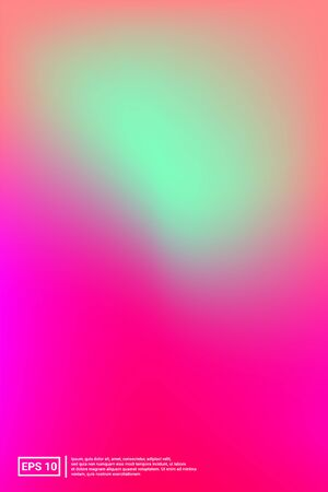 Holographic, Blur, Foil Hologram. Pastel Color. Multicolor Screen Holographic, Soft, Foil Background.  Rainbow, Space, Trend Template. For Web Applications, Mobiles, Screen Template. 向量圖像