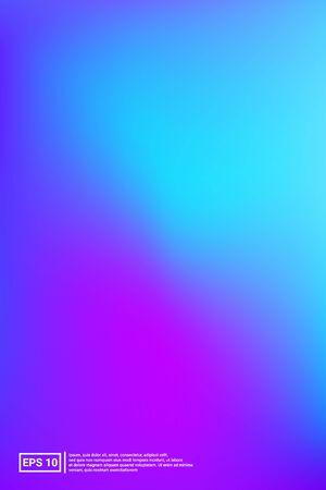 Holographic, Blur, Foil Hologram. Pastel Color. Blue Screen Holographic, Soft, Foil Background.  Vibrant, Light, Modern Gradient. For Web Applications, Mobiles, Screen Template.