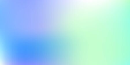 Pastel blue mesh modern background. Smooth foil blurred futuristic template. Blue style backdrop. Softly delimited segments, sectors for info. Blank spectrum gradient printed products, covers. Illusztráció