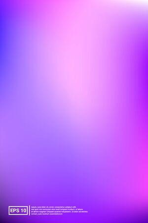 Rainbow, Gradient, Mesh Banner. Soft color. Blue Screen Iridescent, Web, Mesh Design. Vivid, Light, Futuristic Backdrop. For Web Applications, Mobiles, Screen Template. Ilustrace