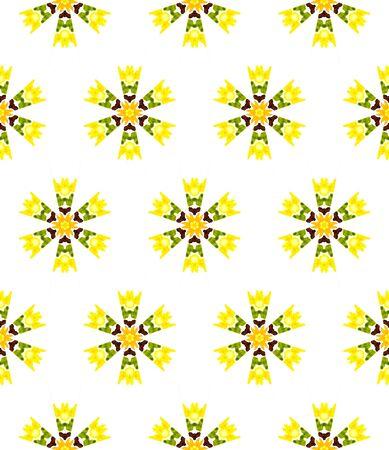 Chevron Geometric Hand Drawn Painted.  Baltic, Slavic, Pagan, Northern, Seamless Pattern.  Traditional Graphic. Old Rug. Burgundy, Green Pattern. Medallion Tile. Standard-Bild - 133681798