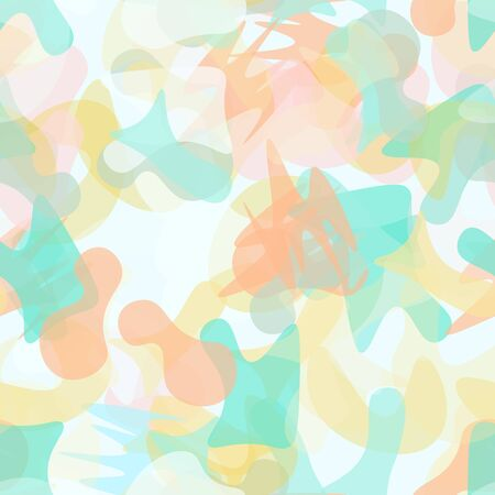 Camouflage Seamless Pattern. Texture Military Camouflage Endless Repeats. Vector Camo Fabric. Camo Sports Surface Textile. Woodland Concept Seamless Pattern. Sport Army Hunting. Fashion Print Surface. Çizim