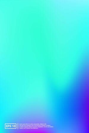 Rainbow, Gradient, Mesh Banner. Soft color. Multicolor Screen Iridescent, Web, Mesh Design. Color, Bokeh, Modern Effect. For Web Applications, Mobiles, Screen Template. Stockfoto - 133831679