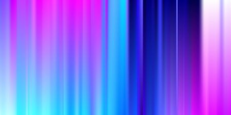 Holographic, Pastel Cover Background.  Holographic, Vector, Glossy Cover. Soft Color. Trend Space, Hipster Concept. For Web Applications, Mobile illustration, Template Design. Stock Illustratie
