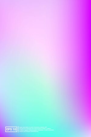 Iridescent, Blurred Gradient Mesh.  Blue Screen Iridescent, Minimal, Blurred Background.  Soft, Mesh, Screen Backdrop. For Web Applications, Mobiles, Screen Template.