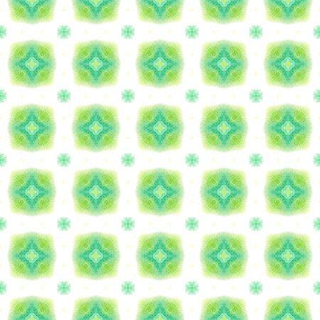Chevron Geometric   Baltic, Slavic, Pagan, Northern, Seamless Pattern.  Geo Geometric. Folk Embroidery. Green, Lime Element. Stripes Tile. Banco de Imagens