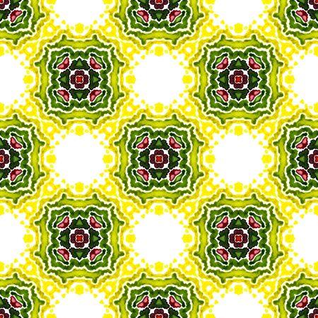 Chevron Geometric Bohemian, Hippie, Boho, Gypsy Seamless Pattern.  Geo Art. Ancient Ethnic Canvas. Burgundy, Green Tile. Chevron Pattern.