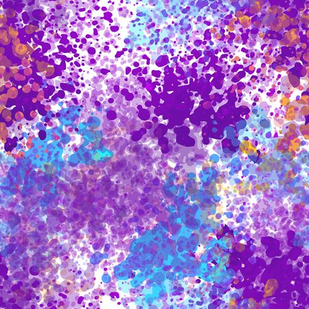 Sports Textile. Fashion Concept. Distress Print. Surface Textile. Ink Stains. Spray Paint. Splash Smudges Artistic Creative Vector illustration. Endless Repeat Abstract Background.