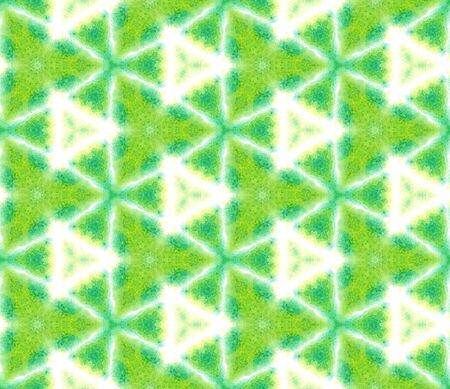 Chevron Geometric Hand Drawn Painted.  Bohemian, Hippie, Boho, Gypsy Seamless Pattern.  Geo Texture. Vintage Modern Fabric. Green, Mint,  Texture. Chevron Watercolor.