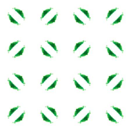 Ethnic  Art. Hand Drawn Painted. Arabesque, East, Eastern, Oriental Seamless Pattern. Modern Abstract. Ethnic Tribal Wallpaper. Green, Mint,  Motif. Herringbone Ornament.