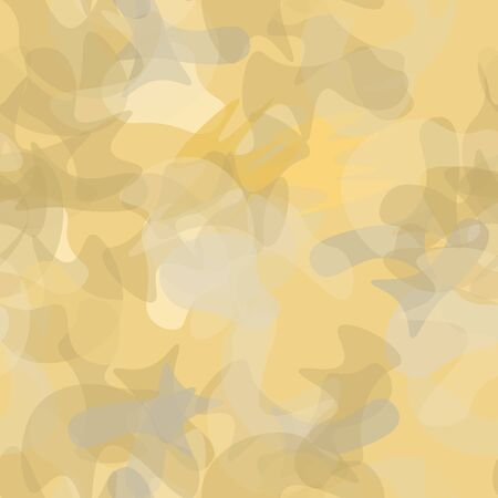 Camouflage Seamless Pattern. Texture Military Camouflage Endless Repeats. Vector Camo Fabric. Camo Sports Surface Textile. Woodland Concept Seamless Pattern. Sport Army Hunting. Fashion Print Surface. Ilustracja