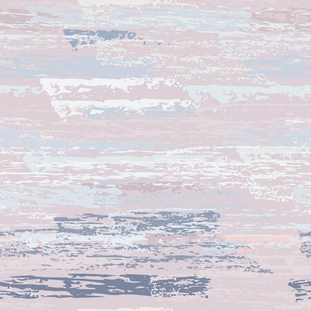 Worn Texture Chalk Coal Surface. Pinstripe Endless Repeating Elements. Summer Chalk Trends Motif. Pastel Pink Backdrop. Chalk Coal Overlay Surface. Abstract Brush Vector illustration.