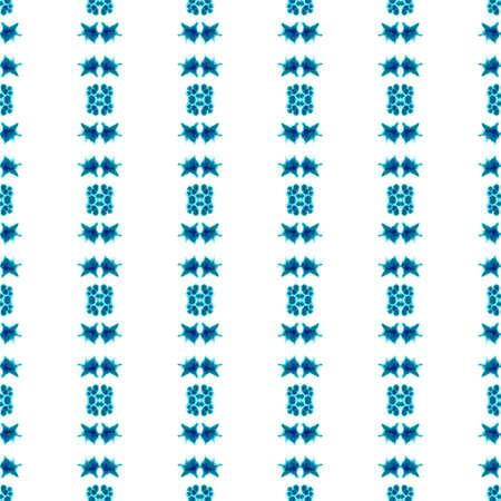 Modern Abstract of Aztec Navajo design Stockfoto