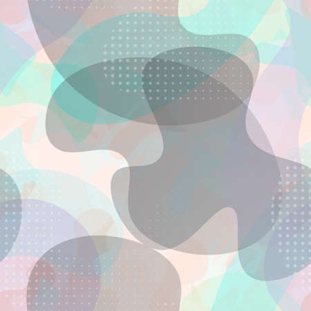 Texture Military. Trending Fashion Camouflage. Graffiti Endless Repeats Surface. Vector Camo Fabric. Woodland Concept. Creative Army Hunting Print. Extreme Style Illustration. 矢量图像