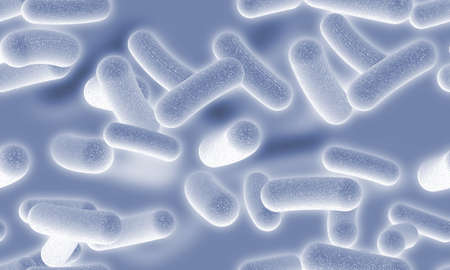 Tile-able Bacteria Abstract Background